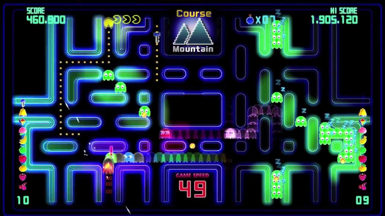 PAC-MAN Championship Edition DX  'All You Can Eat' Pack (Steam Key) video 1