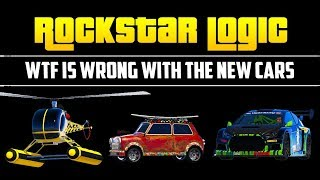 ROCKSTAR LOGIC #59 (The New Vehicles)