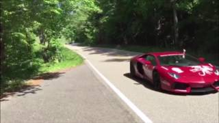 Corsa Dragon 1100 Rally 2016 - Drive By