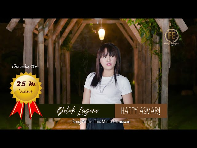 HAPPY ASMARA - LUNGAMU NINGGAL KENANGAN ( GOLEK LIYANE ) [ Dj Remix ] ( Official Music Video )