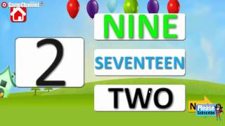 Kids 123 Learning Numbers, Educational Game Or App, Activity to Learn Numbers For Children #2