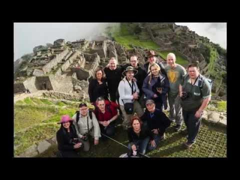 Machu Pichu & Guinea Pig - Peru VLOG