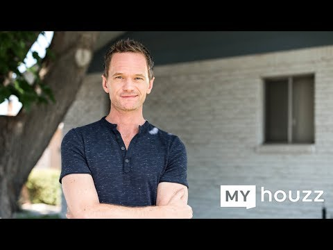 My Houzz: Neil Patrick Harris' Surprise Renovation