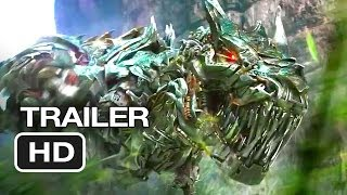 Transformers Age Of Extinction Official Trailer 1 2014  Michael Bay Movie HD