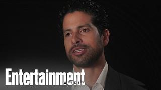 Interview de Entertainment Weekly à propos de la saison 12 avec Adam Rodriguez