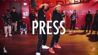 Cardi B   Press   Choreography By Tricia Miranda