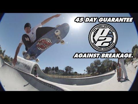 Josh Borden puts the smack down on his new P2 board
