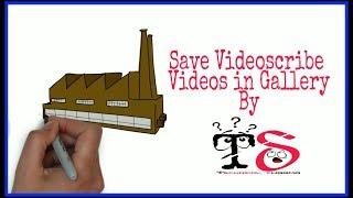 videoscribe descargar
