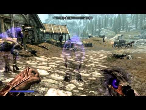 Skyrim PS4 Mods: Summon Followers Horse - смотреть онлайн на