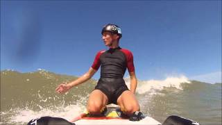 preview picture of video 'sauvetage sportif Saint Brevin les pins GoPro'