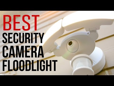 Maximus Security Camera Floodlight Review by Omar Correa