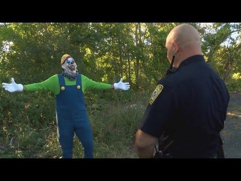 Dartmouth Police Department Releases Hilarious Creepy Clown PSA