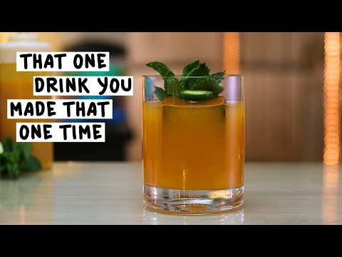 That One Drink You Made That One Time - Tipsy Bartender