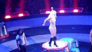 Britney Spears - Radar - 9-15-09 Tulsa, OK