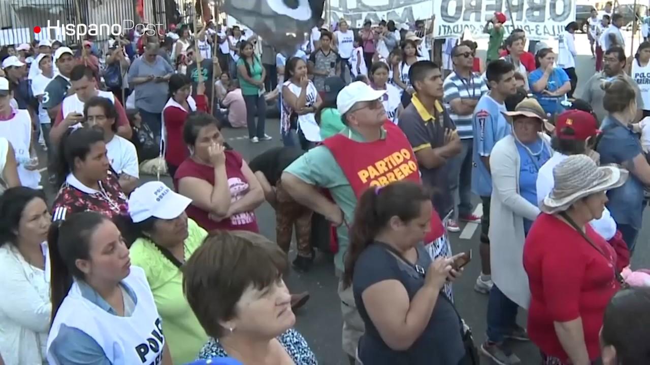 HispanoPost hace la travesía por Buenos Aires: Piquetes, cortes y caos en la ciudad