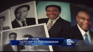 Retirement Day: A look back at Mike Anderson's career at WISN 12 News