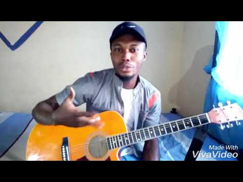 Nigeria highlife praises on lead guitar solo with chord progressions (pt 1)