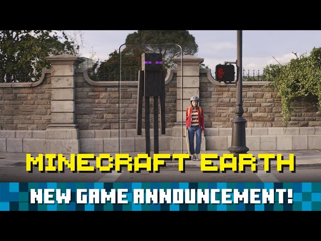 Minecraft Earth Mobile Ar Game Official