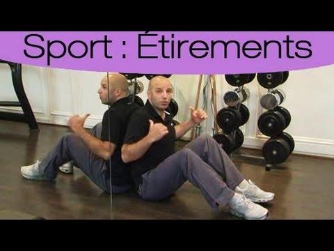 Les exercices pour de beaux muscles du ventre