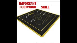 Boxing Footwork Training System