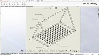 42301I wiil provide furniture design with cutting sheet component