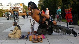 """""""Pocahontas"""" by Alexandro Querevalú"""