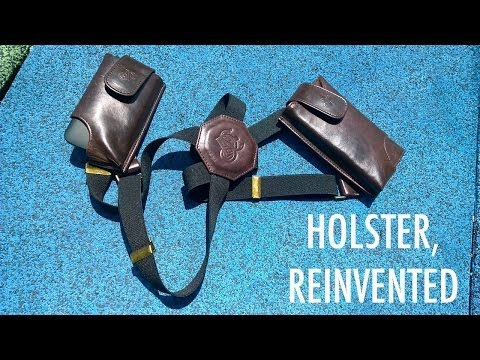 LD West Review: The Smartphone Holster, Reinvented | Pocketnow