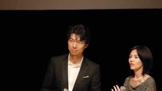 仲村亨映後Q&A台北電影節-東京陌生街道-2