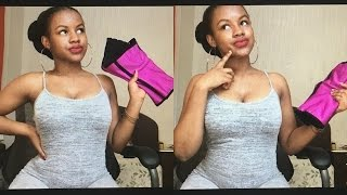 Lose Belly Fat || Waist Training || Does It Work?!