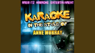 Blessed Are the Believers (In the Style of Anne Murray) (Karaoke Version)