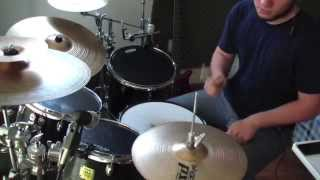 Battles - Snare Hangar (Drum cover)