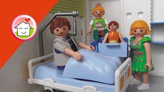 Playmobil Film Deutsch Papa Im Krankenhaus Von Family Stories / Kinderfilm / Kinderserie