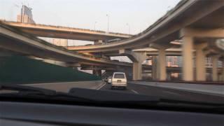 Driving in Shanghai 1080p HD