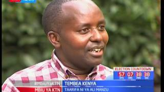 Mbiu ya KTN taarifa kamili : Kampeni za uchaguzi - 11/06/2017 [ Sehemu ya Pili]