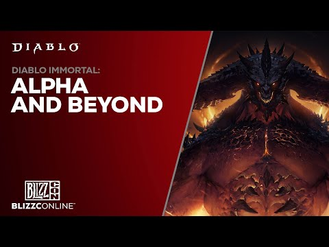 Bluddshed hosts this brief look into the Diablo Immortal Alpha