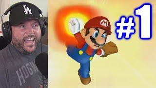 RECRUITING MY TEAM! | Mario Super Sluggers | Challenge Mode #1