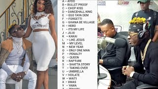 Wonderful;So Shatta Wale has songs for all the English Alphabet??? MUST WATCH
