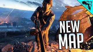 "ANOTHER NEW NIGHT MAP! Battlefield 1 ""Prise de Tahure"" Multiplayer Gameplay"