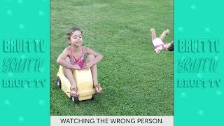 Попытайся не засмеяться # 41 - Приколы с детьми