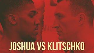 Anthony Joshua vs Wladimir Klitschko Promo!!!!!
