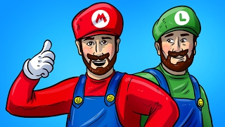 SUPER STEREOTYPE BROS - Garry