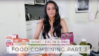 Food Combining with Food Ideas (2018) | Dr Mona Vand