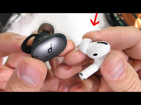 AirPods Pro TEARDOWN vs Liberty 2 Pro! – Best 'Pro' Earbuds?