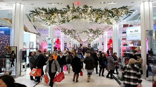 This is the time of year when everyone gets in the mood for shopping: Former Saks CEO