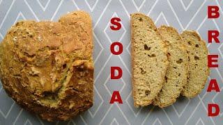 """Soda bread, le pain """"débrouille"""""""