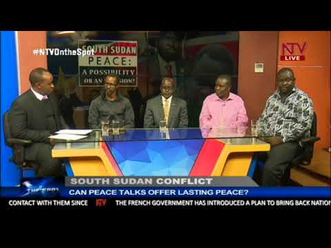ON THE SPOT: Can peace talks offer lasting peace in South Sudan?