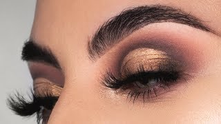 ABH Soft Glam Tutorial | HALO CUT CREASE | Staceymariemua Inspo
