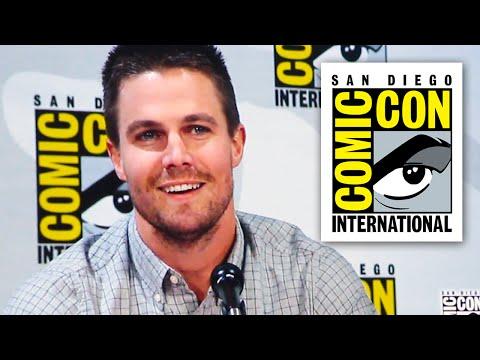Comic Con 2014 Cast Arrow Season 3