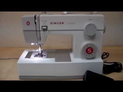 Відео огляд машинок нової серії SINGER Supera