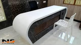Parsonal Office Interior